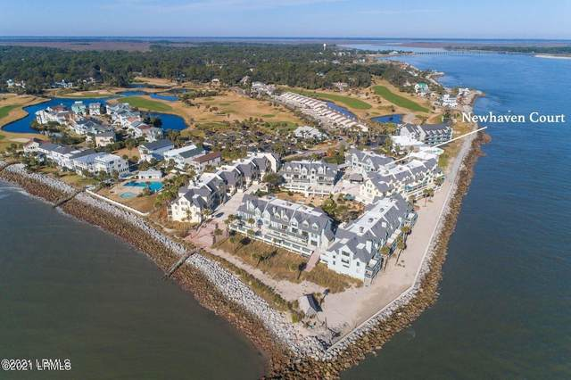 608 Newhaven Court, Fripp Island, SC 29920 (MLS #172131) :: Shae Chambers Helms   Keller Williams Realty