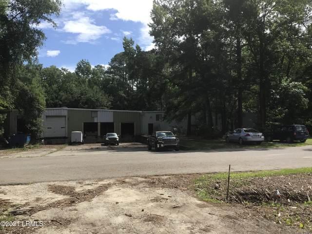159 Bay Pines Road, Beaufort, SC 29906 (MLS #172235) :: Coastal Realty Group