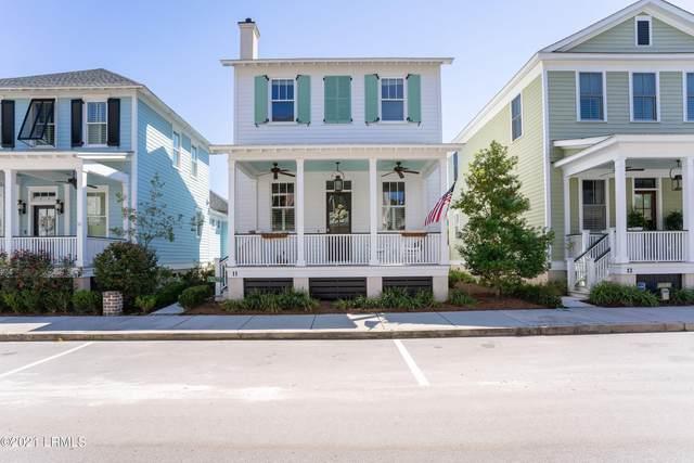 11 Abbey Row, Beaufort, SC 29906 (MLS #173035) :: Coastal Realty Group
