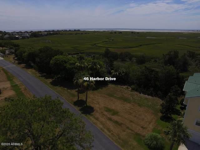 46 Harbor Drive, Harbor Island, SC 29920 (MLS #123336) :: Coastal Realty Group