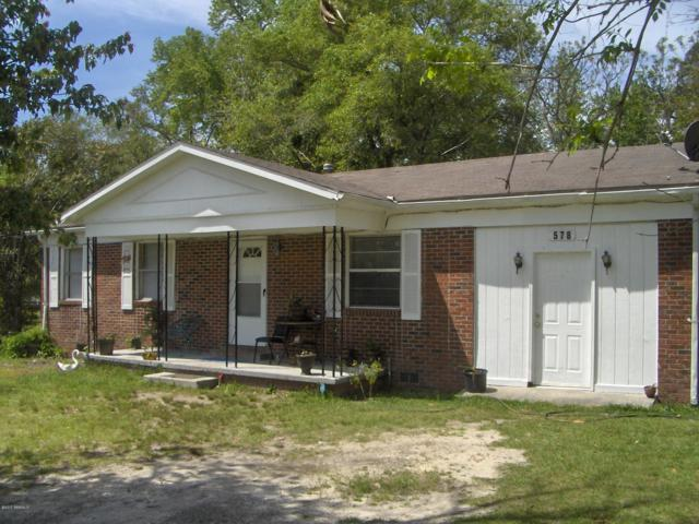 578 S Kneene Avenue, Estill, SC 29918 (MLS #149614) :: Shae Chambers Helms | Keller Williams Realty