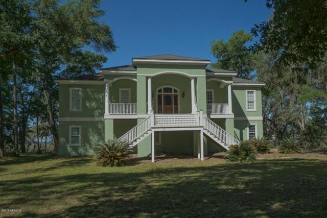 46 Cameroon Drive, Beaufort, SC 29907 (MLS #151525) :: RE/MAX Island Realty