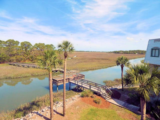 180 Beach Club Villa, Fripp Island, SC 29920 (MLS #152061) :: RE/MAX Island Realty