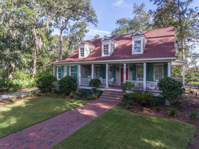 405 Battery Chase, Beaufort, SC 29902 (MLS #154039) :: Marek Realty Group