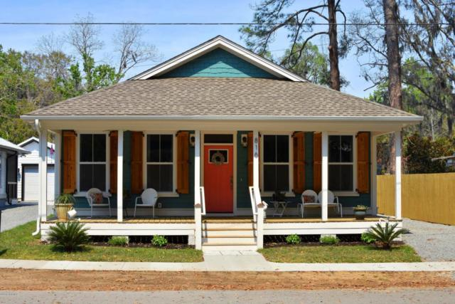 816 15th Street, Port Royal, SC 29935 (MLS #155939) :: RE/MAX Coastal Realty