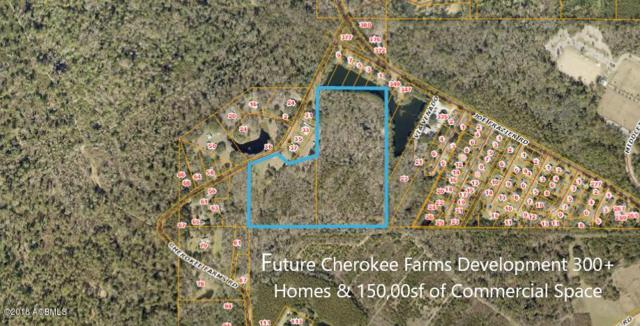 31 Cherokee Farms Road, Beaufort, SC 29906 (MLS #156491) :: RE/MAX Coastal Realty