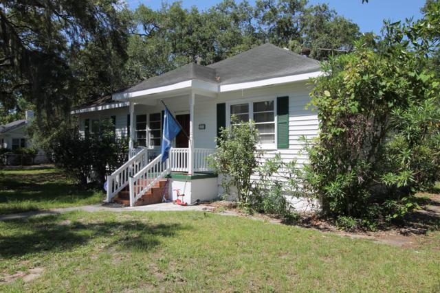 606 Waight Street, Beaufort, SC 29902 (MLS #157971) :: RE/MAX Coastal Realty