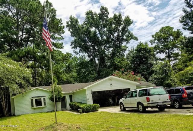 2219 Salem Drive W, Beaufort, SC 29902 (MLS #158543) :: RE/MAX Coastal Realty