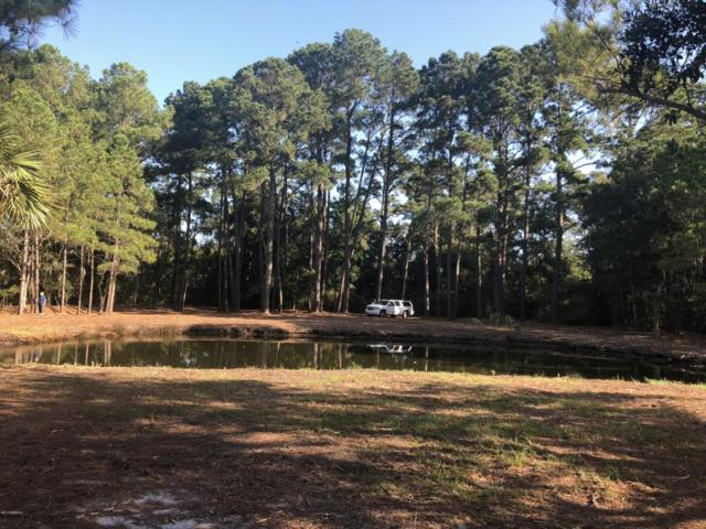 1.64 Acres Rebeccas Way, Lady's Island, SC 29907 (MLS #158830) :: RE/MAX Island Realty