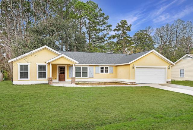 3063 Huron Drive, Beaufort, SC 29902 (MLS #160406) :: RE/MAX Island Realty