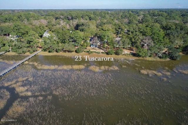23 Tuscarora Avenue, Beaufort, SC 29907 (MLS #160579) :: RE/MAX Coastal Realty