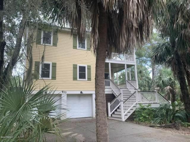 833 Bonito Drive, Fripp Island, SC 29920 (MLS #164056) :: RE/MAX Island Realty