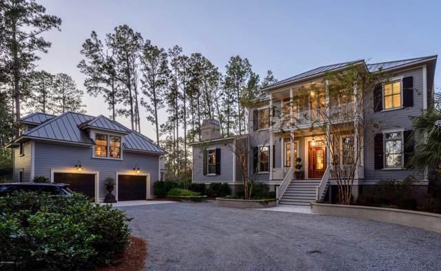 60 Bay Drive, Beaufort, SC 29907 (MLS #164186) :: Shae Chambers Helms | Keller Williams Realty