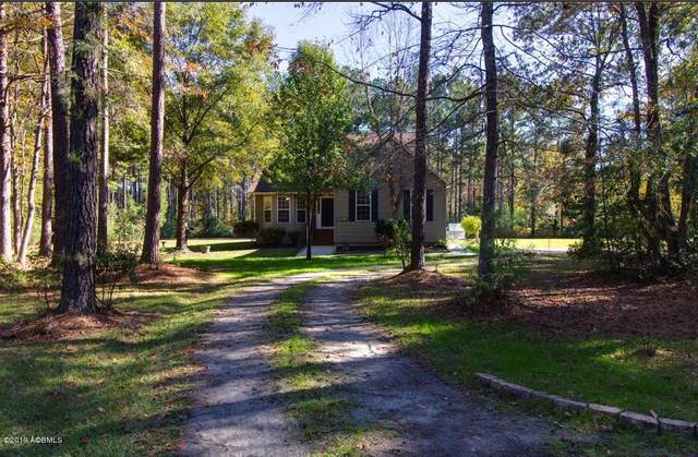613 Battle Cut Road, Ridgeland, SC 29936 (MLS #164371) :: Shae Chambers Helms   Keller Williams Realty