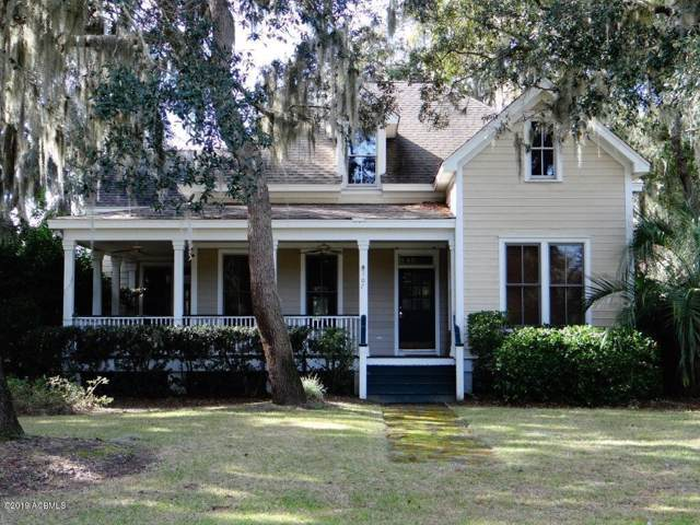 107 Coosaw Club Drive, Beaufort, SC 29907 (MLS #164401) :: The Homes Finder Realty Group