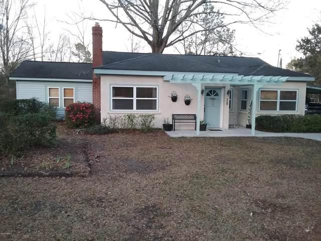 220 Salkehatchie Road, Yemassee, SC 29945 (MLS #164840) :: MAS Real Estate Advisors