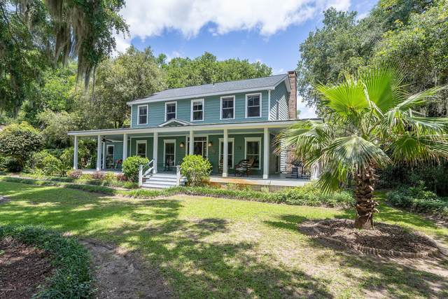 167 Spanish Point Drive, Beaufort, SC 29902 (MLS #165647) :: Shae Chambers Helms | Keller Williams Realty
