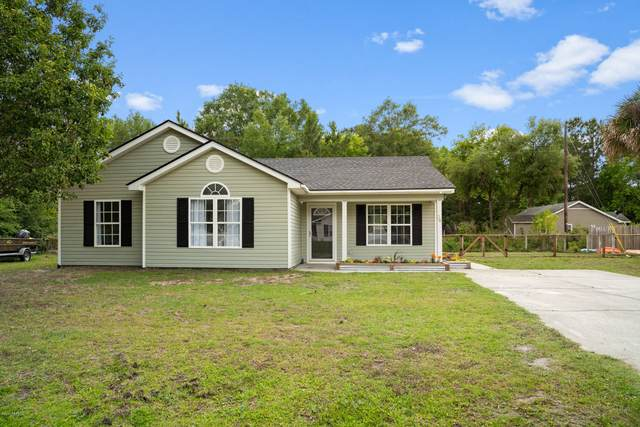 36 Southern Magnolia Drive, Beaufort, SC 29907 (MLS #165730) :: Coastal Realty Group