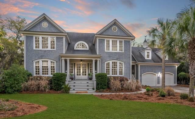 4 Rush Street, Beaufort, SC 29907 (MLS #165761) :: Shae Chambers Helms | Keller Williams Realty