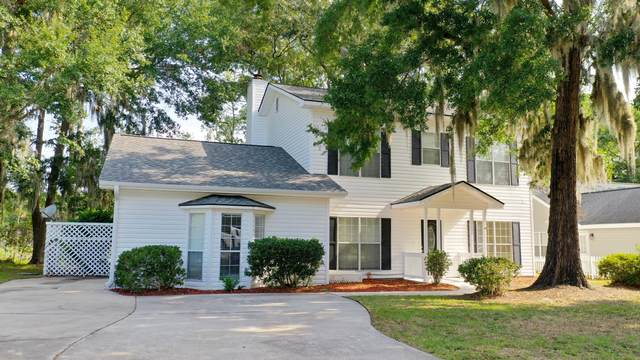 58 Westminster Place, Beaufort, SC 29907 (MLS #166084) :: Coastal Realty Group