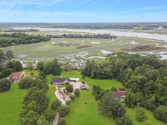 41 Butler Farm Road, Seabrook, SC 29940 (MLS #166702) :: Shae Chambers Helms | Keller Williams Realty