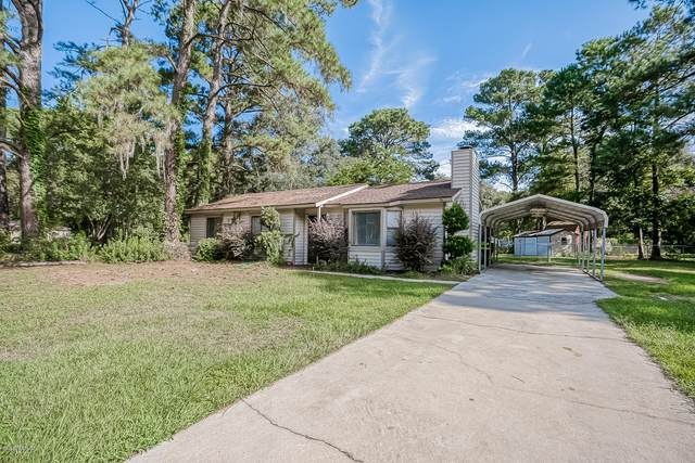 3159 Clydesdale Circle, Beaufort, SC 29906 (MLS #168021) :: Coastal Realty Group
