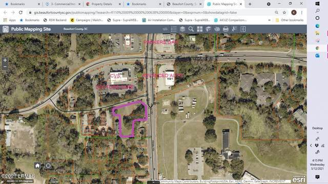 1520 Ribaut Road, Port Royal, SC 29935 (MLS #168658) :: Coastal Realty Group