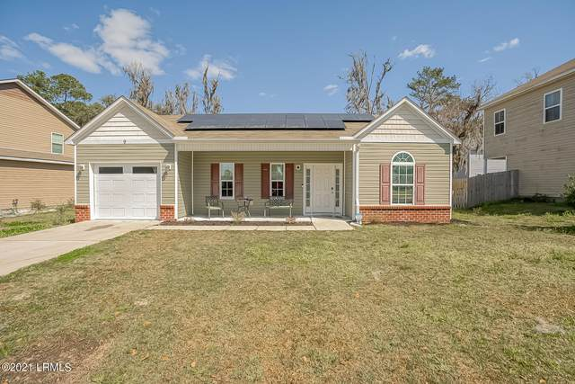 9 Wintergreen Drive, Beaufort, SC 29906 (MLS #170227) :: Shae Chambers Helms | Keller Williams Realty