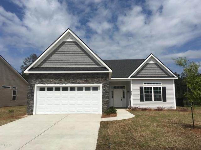 465 Battle Harbor Lane, Ridgeland, SC 29936 (MLS #154831) :: RE/MAX Coastal Realty