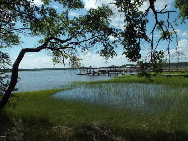 92 West River Drive, Beaufort, SC 29907 (MLS #157637) :: RE/MAX Island Realty