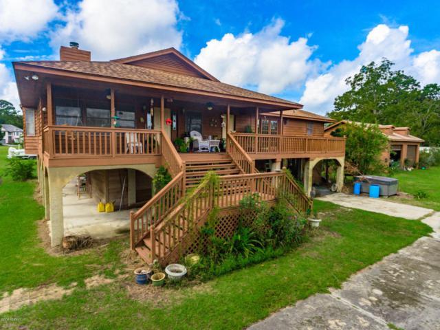 1805 Mallard Lane, Beaufort, SC 29906 (MLS #157927) :: RE/MAX Coastal Realty