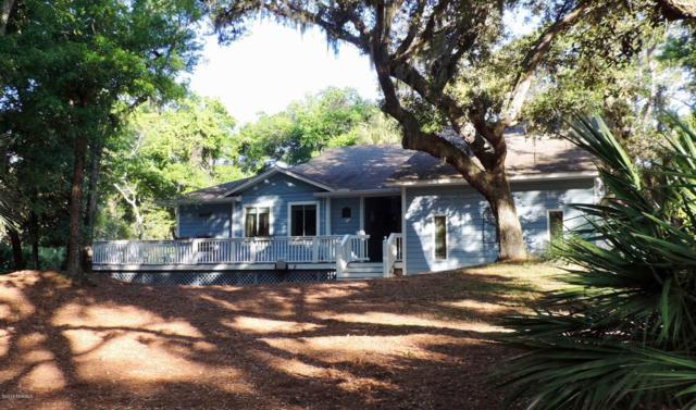 11 Marsh Hen Cove, Fripp Island, SC 29920 (MLS #159995) :: RE/MAX Coastal Realty