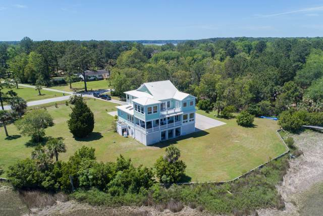 31 Coosaw River Drive, Lady's Island, SC 29907 (MLS #161668) :: The Homes Finder Realty Group