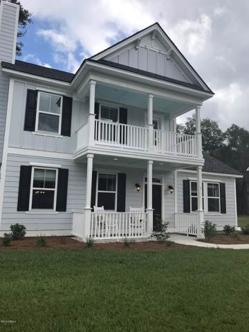 7 Tern Road S, Beaufort, SC 29907 (MLS #161949) :: RE/MAX Coastal Realty