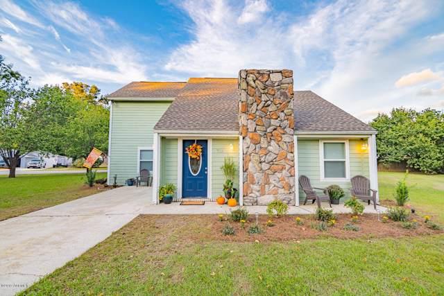 715 Sunset Circle, Beaufort, SC 29906 (MLS #163901) :: MAS Real Estate Advisors