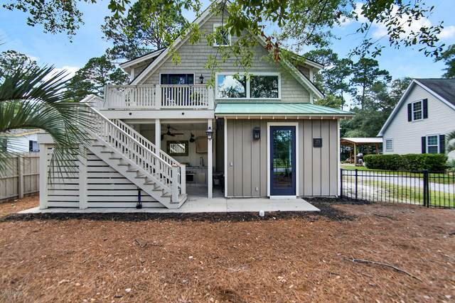 25 Shults Road, Bluffton, SC 29910 (MLS #166700) :: Coastal Realty Group