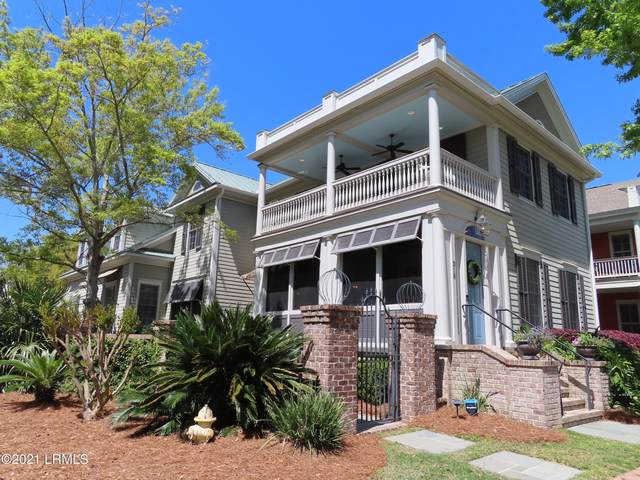 215 Coosaw Point Boulevard W, Beaufort, SC 29907 (MLS #170479) :: Coastal Realty Group