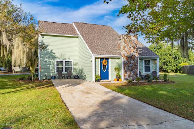 715 Sunset Circle, Beaufort, SC 29906 (MLS #163901) :: RE/MAX Island Realty