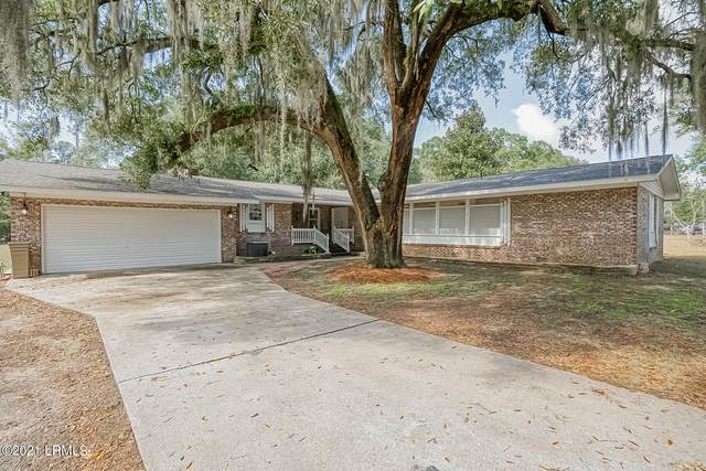 6002 Roberts Road, Beaufort, SC 29906 (MLS #169451) :: Shae Chambers Helms | Keller Williams Realty