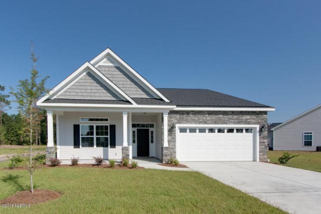196 Battle Harbor Lane, Ridgeland, SC 29936 (MLS #153356) :: RE/MAX Coastal Realty