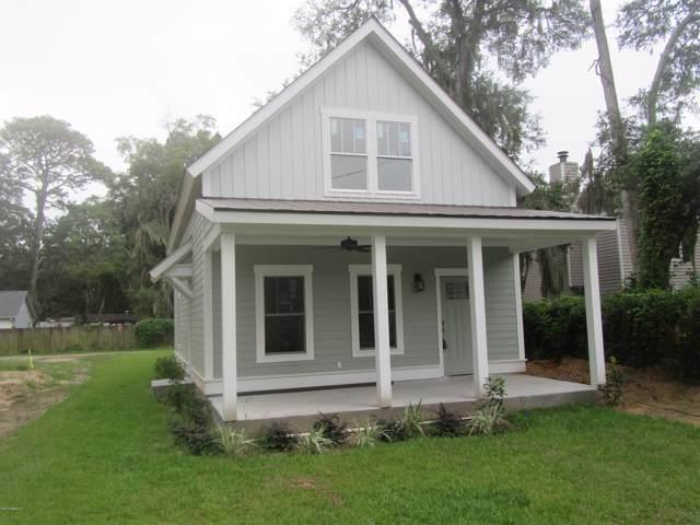 1103 Laurel Street, Port Royal, SC 29935 (MLS #161797) :: RE/MAX Island Realty