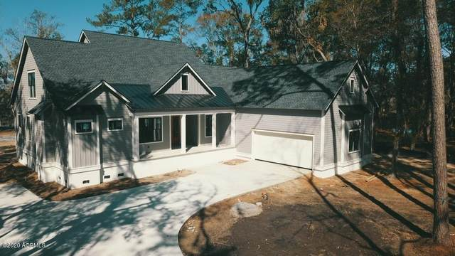 403 Brickyard Point Road S, Beaufort, SC 29907 (MLS #160197) :: Shae Chambers Helms | Keller Williams Realty