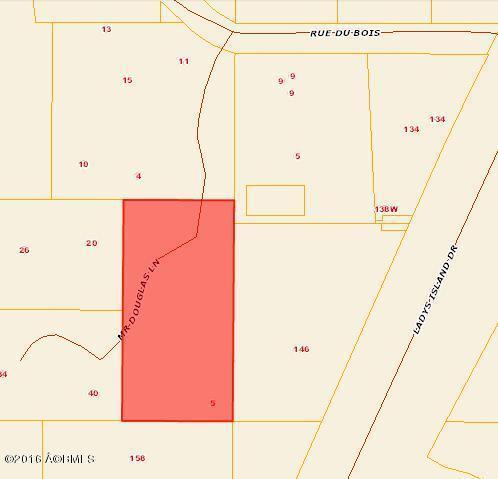5 Mr Douglas Lane, Beaufort, SC 29907 (MLS #150323) :: RE/MAX Island Realty