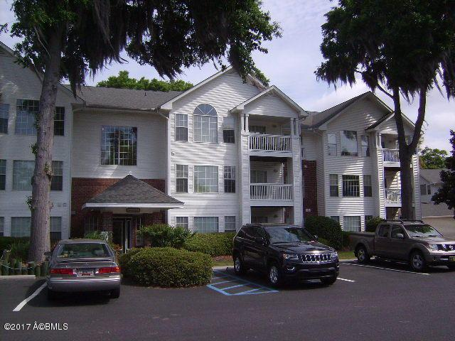 1231 Lady's Island Drive #312, Port Royal, SC 29935 (MLS #151519) :: RE/MAX Coastal Realty