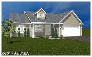 526 Colony Drive, Ridgeland, SC 29936 (MLS #152085) :: RE/MAX Island Realty