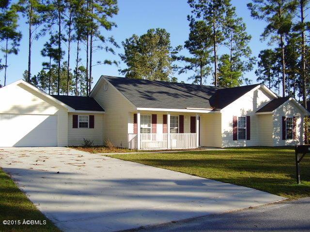 31 Virginia Pine Road, Ridgeland, SC 29936 (MLS #153145) :: RE/MAX Island Realty