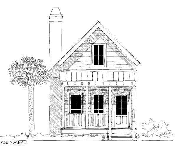 1008 A 12th Street, Port Royal, SC 29935 (MLS #153764) :: RE/MAX Island Realty