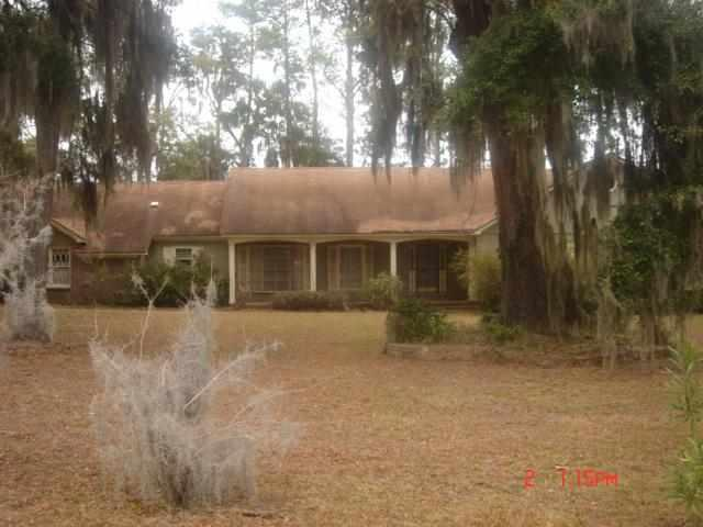 6023 Dowlingwood Drive, Beaufort, SC 29902 (MLS #154872) :: RE/MAX Coastal Realty
