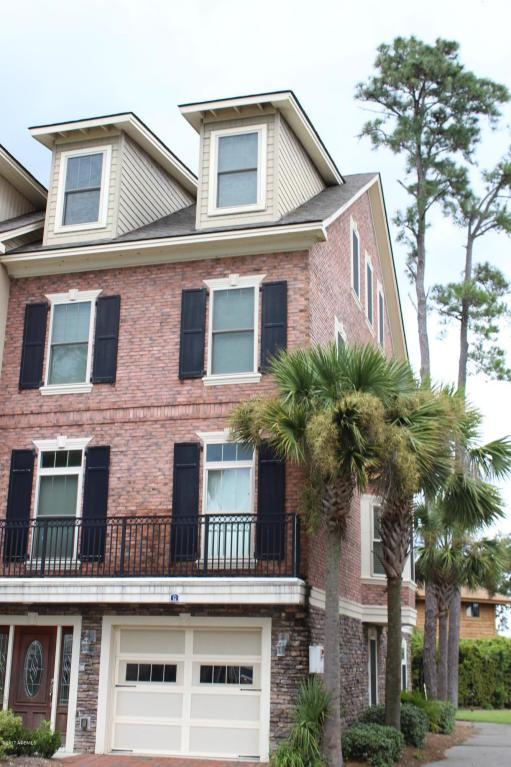 54 Battery Creek Club Drive, Port Royal, SC 29935 (MLS #154993) :: RE/MAX Coastal Realty