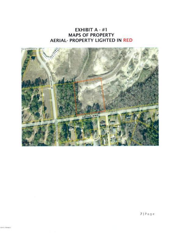 0 Smiths Crossing, Ridgeland, SC 29936 (MLS #155020) :: RE/MAX Coastal Realty